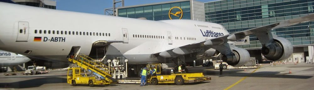 Flughafen Diskurs Region